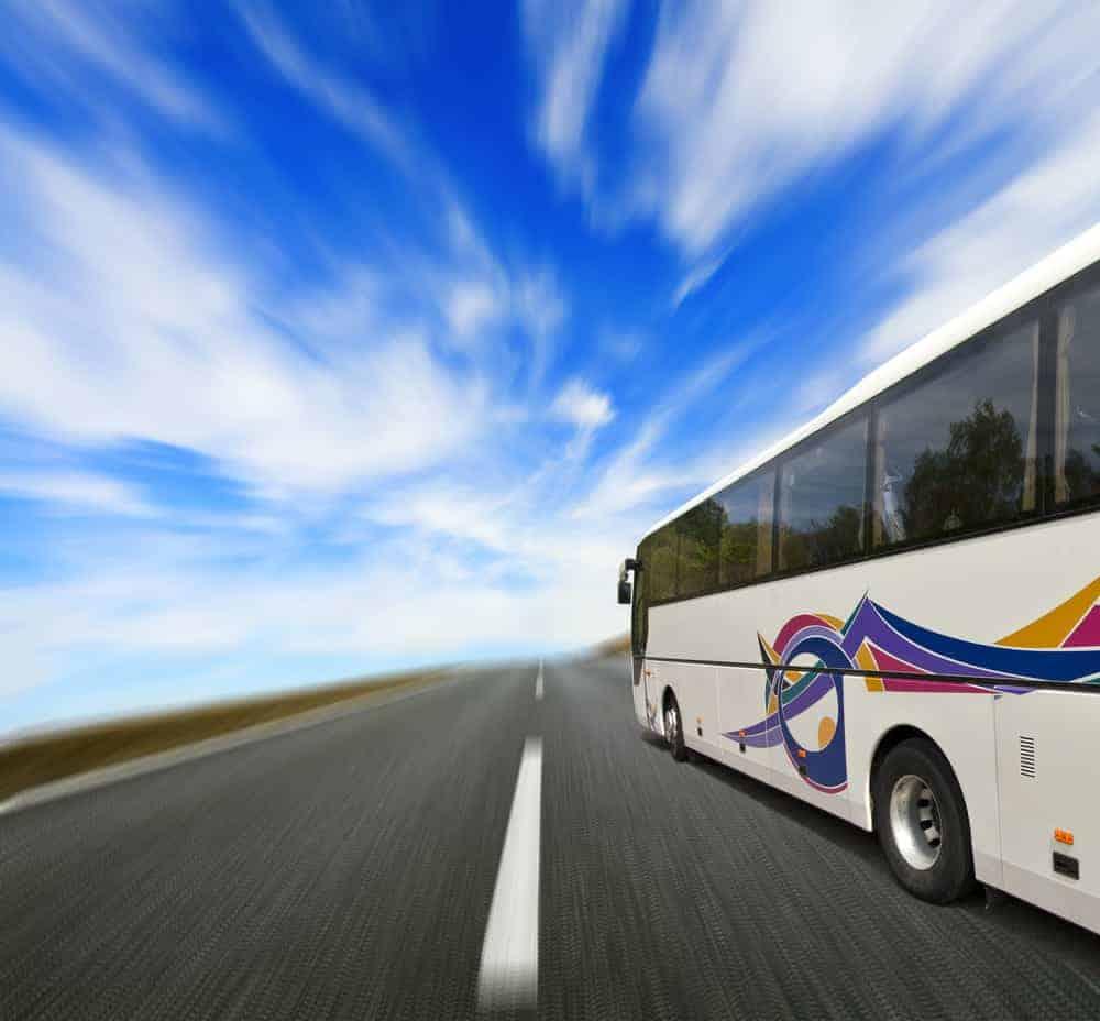 תאונת דרכים באוטובוס