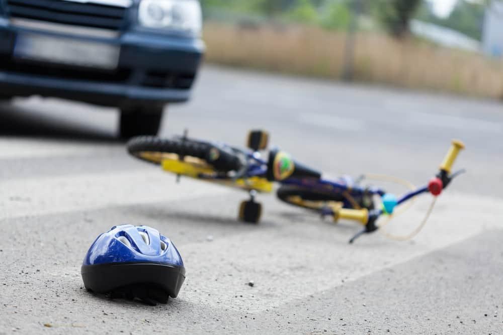 תאונת דרכים לילדים